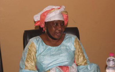 Me Aïssata FOUNE TEMBELY est la nouvelle Vice-présidente de la CNDH
