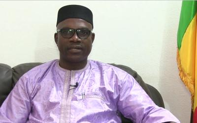 Aguibou Bouaré : «l'agenda de la justice est différent de celui d'un régime ou d'un mandat politique»