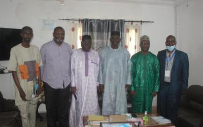 Rencontre d'échange entre la CNDH et une délégation d'Amnesty international