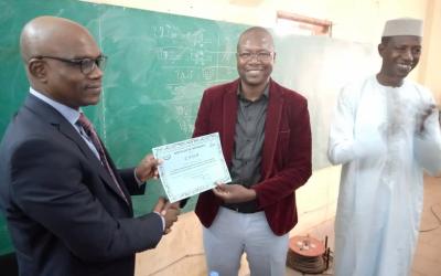 La CNDH honorée pour sa participation au Colloque Inter-universitaire