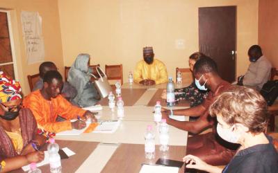 Session de la CONALEM autour de l'appui de la DDHP MINUSMA à la lutte contre l'esclavage par ascendance au Mali