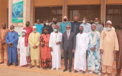 La CNDH renforce les capacités des membres du Groupe de Travail «Droits de l'Homme, Religions et Cultures»