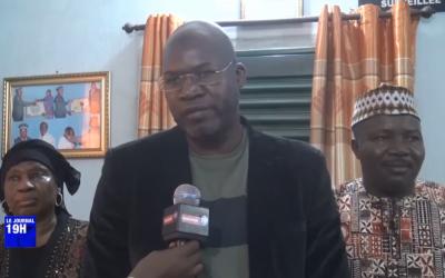 Visite de la CNDH à la Maison Centrale d'Arrêt de Bamako, le 25 Avril 2021, à l'occasion de la journée africaine de la détention préventive