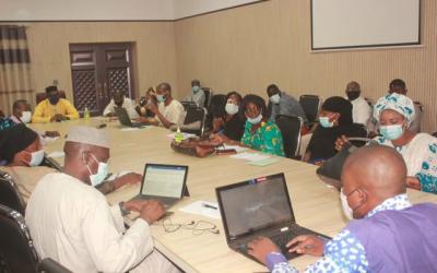 La CNDH avec l'appui de l'OIF renforce les capacités des commissaires et personnels en techniques de  collecte des données sur les Violences Basées sur le Genre