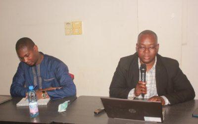 Atelier méthodologique pour familiariser les enquêteurs de la CNDH aux outils de collecte de données