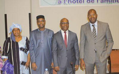 La CNDH Présente à la presse son rapport 2020 sur la situation des droits de l'Homme au Mali, en présence du Ministre de la justice,  Garde des Sceaux