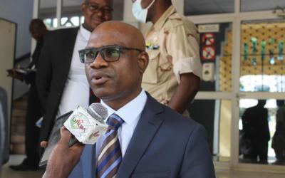 Aguibou BOUARE, Président de la CNDH: « On ne peut pas encourager les lois d'amnistie….»